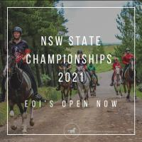 2021 NSWERA State Championships Expressions of Interest